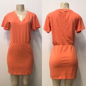 Kate spade Saturday coral basic dress